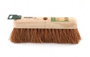 Kamerbezem hout cocos 29 cm