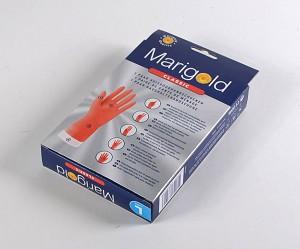 Huishoudhandschoen marigold Classic L
