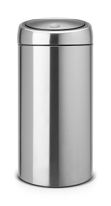 Brabantia Touch Bin 45L Matt Steel FPP