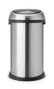 Brabantia Touch Bin 50L Matt FPP