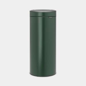 Brabantia Touch Bin 30L Pine Green