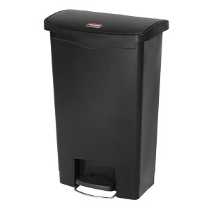Rubbermaid Slim Jim pedaalemmer 50 liter