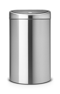 Brabantia Touch Bin Recycle 10/23L FPP