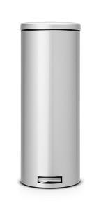 Brabantia Slim Silent Pedaal 20L Grey