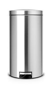Brabantia Recycle Pedaal 2x20L Matt FPP