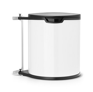 Brabantia Built-in Bin 15L Wit