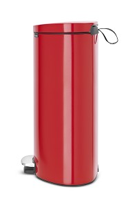 Brabantia FlatBack 40L Passion Red