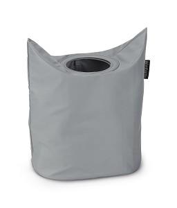 Brabantia Wastas 50 liter ovaal Grey