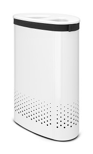 Brabantia Selector Wasbox 55L Wit/wit
