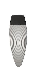 Brabantia Overtrek D parkeer 2mm Titan