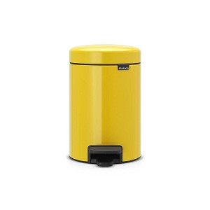 Brabantia newIcon pedaalemmer 3 ltr yell