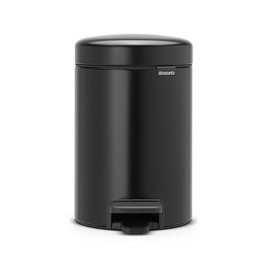 Brabantia newIcon pedaalemmer 3 ltr blac