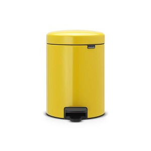 Brabantia newIcon pedaalemmer 5 ltr yell