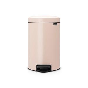 Brabantia newIcon pedaalemmer 12ltr pink