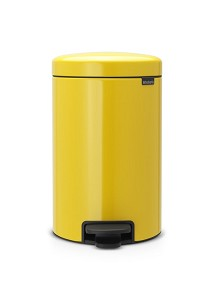 Brabantia newIcon pedaalemmer 12ltr yell