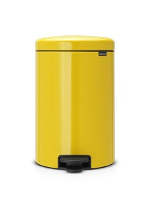 Brabantia newIcon pedaalemmer 20ltr yell