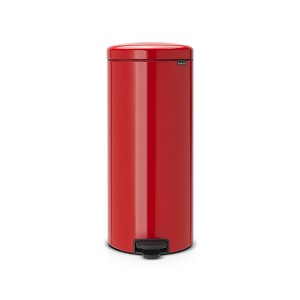 Brabantia newIcon pedaalemmer 30ltr red