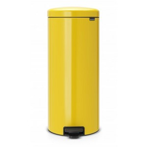 Brabantia newIcon pedaalemmer 30ltr yell