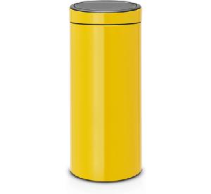 Brabantia Touch Bin 30L daisy yellow