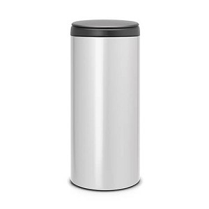 Brabantia FlipBin 30L metallic/dark grey