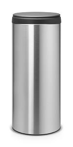 Brabantia FlipBin 30L matt steel FPP