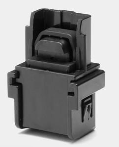 VERVANGINGSSET SLOT J-LOCK - BLACK