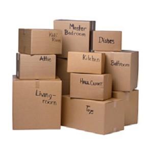 Inpakken per inventaris groot