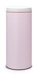 Brabantia FlipBin 30L pink/ light grey